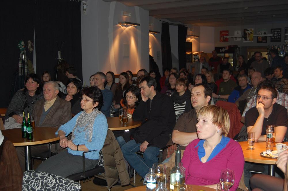 TENKRÁT NA BALKÁNĚ / předpremiéra dokumentárního filmu / 22. 2. 2012 // Klub ART
