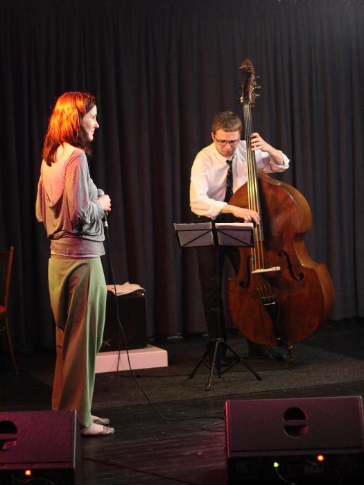 VLADIMÍRA KRČKOVÁ QUARTET & EN.DRU / koncert / 9. 6. 2010 // Klub ART