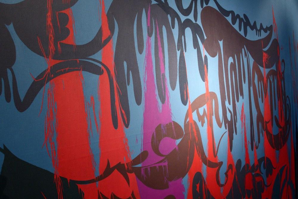 YOUR ASS, MY PARTY – JAKUB HOŠEK vernisáž výstavy / Galerie