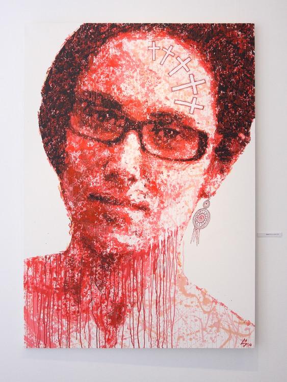 IVANA ŠTENCLOVÁ – Á LA DIANA / výstava // Galerie OD