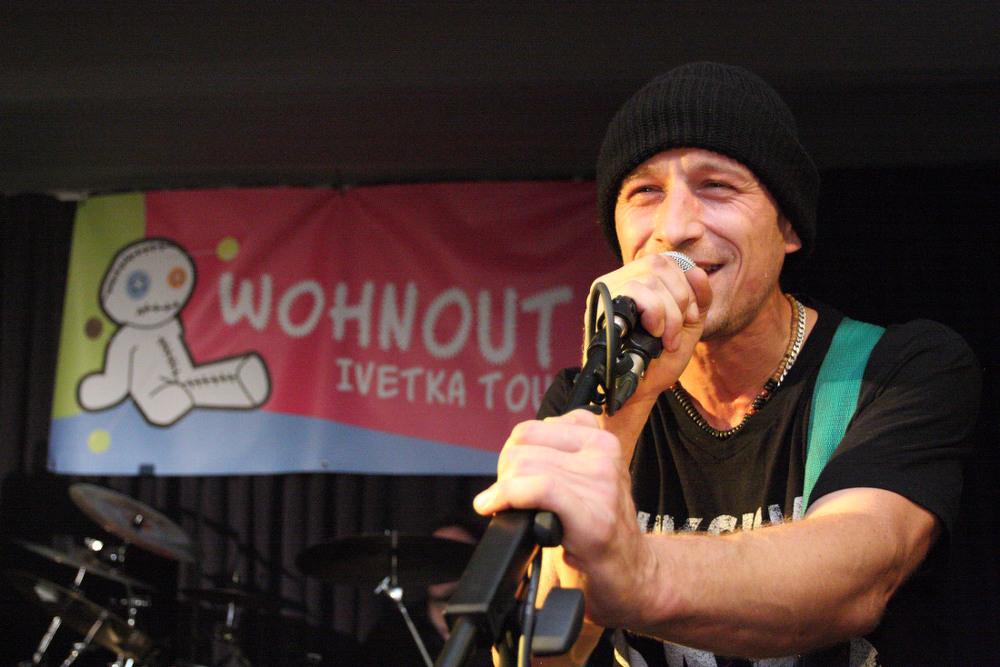 WOHNOUT / koncert / 4. 3. 2011 // Klub ART