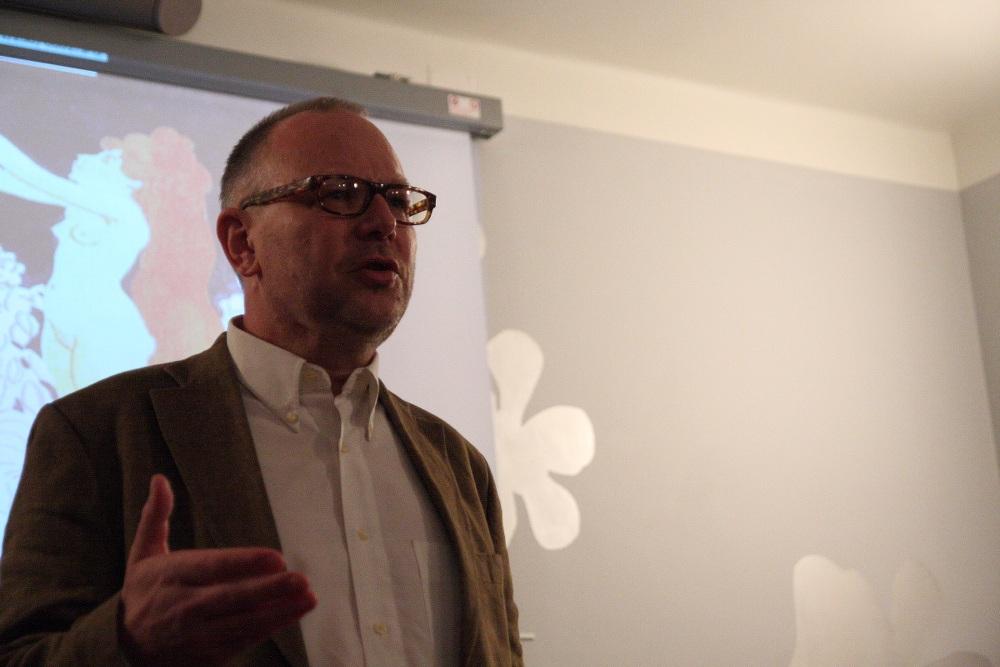 (NE)LÁSKA VE VÝTVARNÉM UMĚNÍ / přednáška / 16. 9. 2010 // Sál Purkmistrů