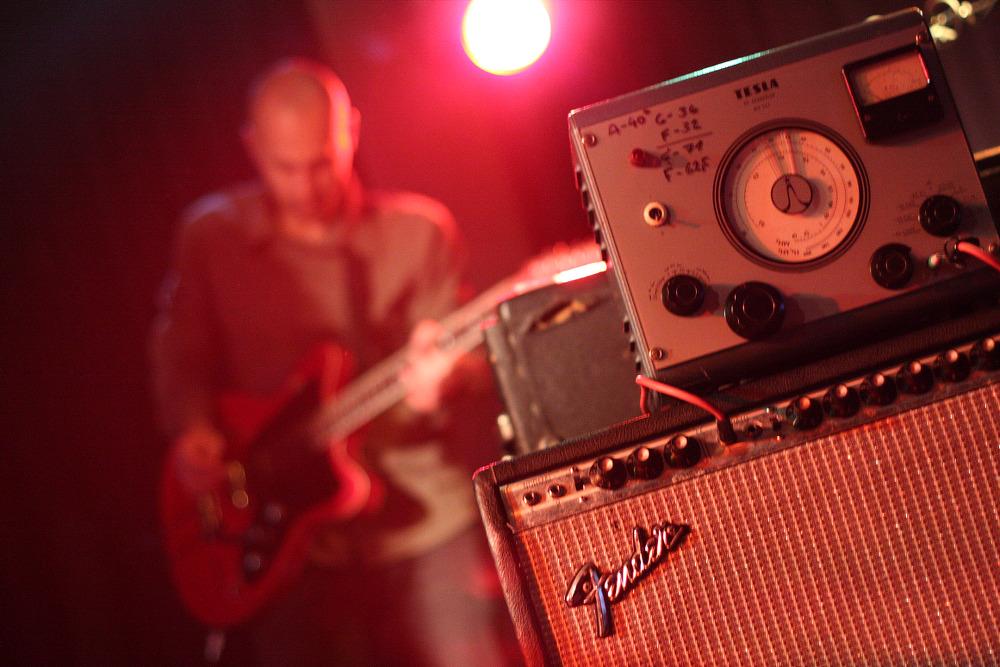 WOTIENKE / koncert / 1. 10. 2010 // Klub ART