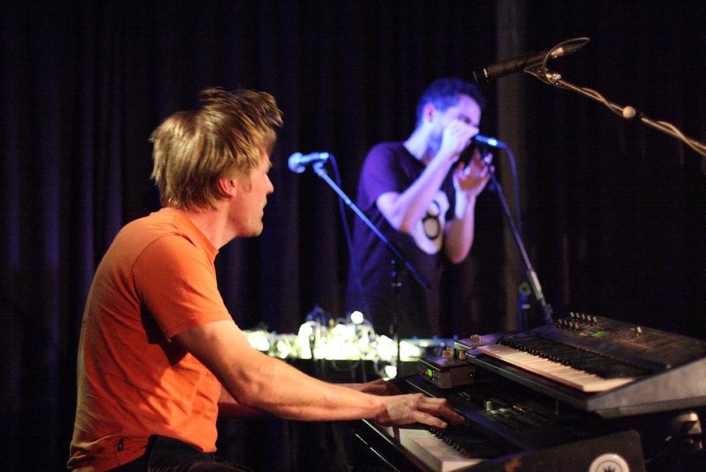 LESNÍ ZVĚŘ / koncert / 8. 10. 2010 // Klub ART