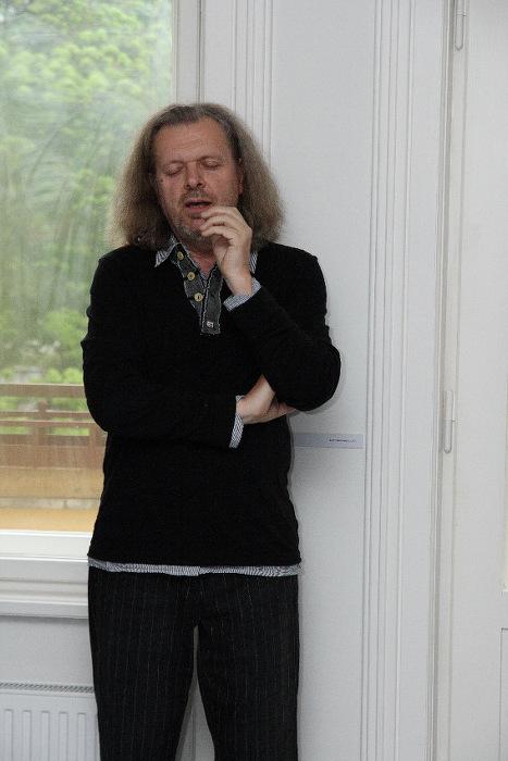 JIŘÍ DAVID – 54% / vernisáž / 5. 5. 2010 // Galerie OD