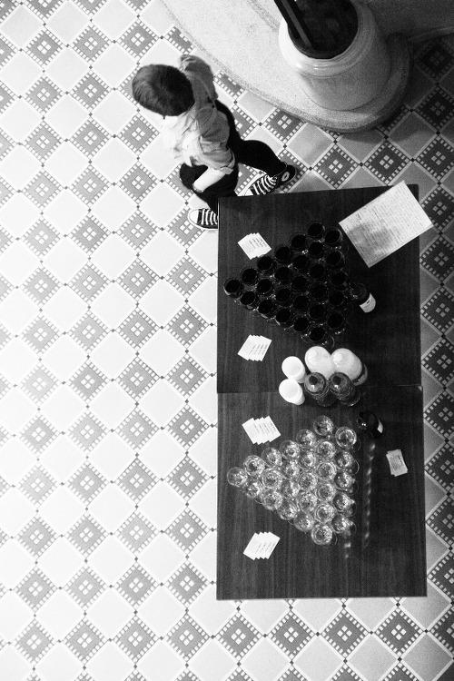OBRAZ VS. FOTOGRAFIE / vernisáž / 18. 10. 2010 // foyer kavárny