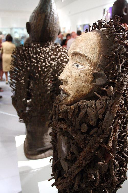 TAJEMNÁ AFRIKA CESTOVALE JIŘÍHO BLATY / vernisáž // Galerie OD