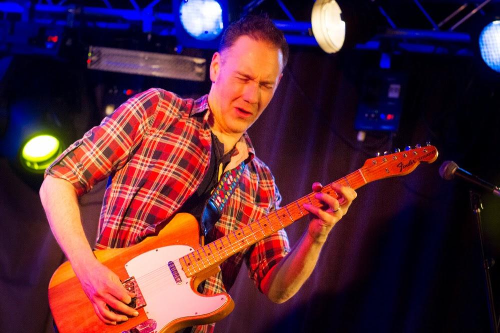 Steve Walsh koncert – Klub Art