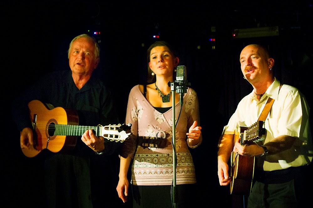 Spirituál Kvintet koncert-Klub Art