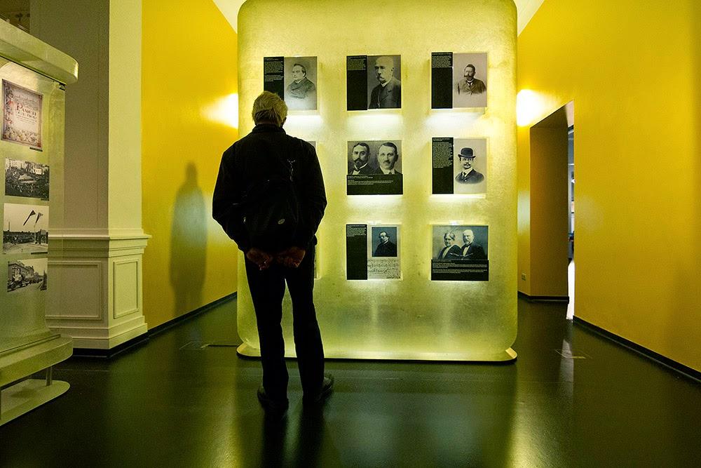 Slezská muzejní noc 2013