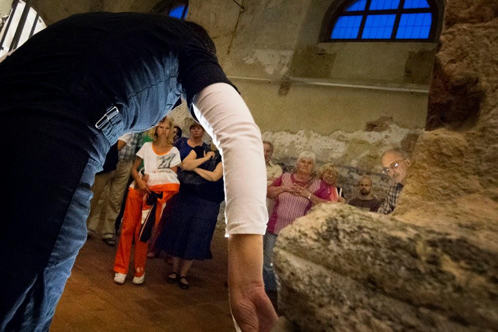 Kostel sv.Václava a dominikánský klášter/  komentovaná prohlídka – Léto s městskou expozicí Cesta Města