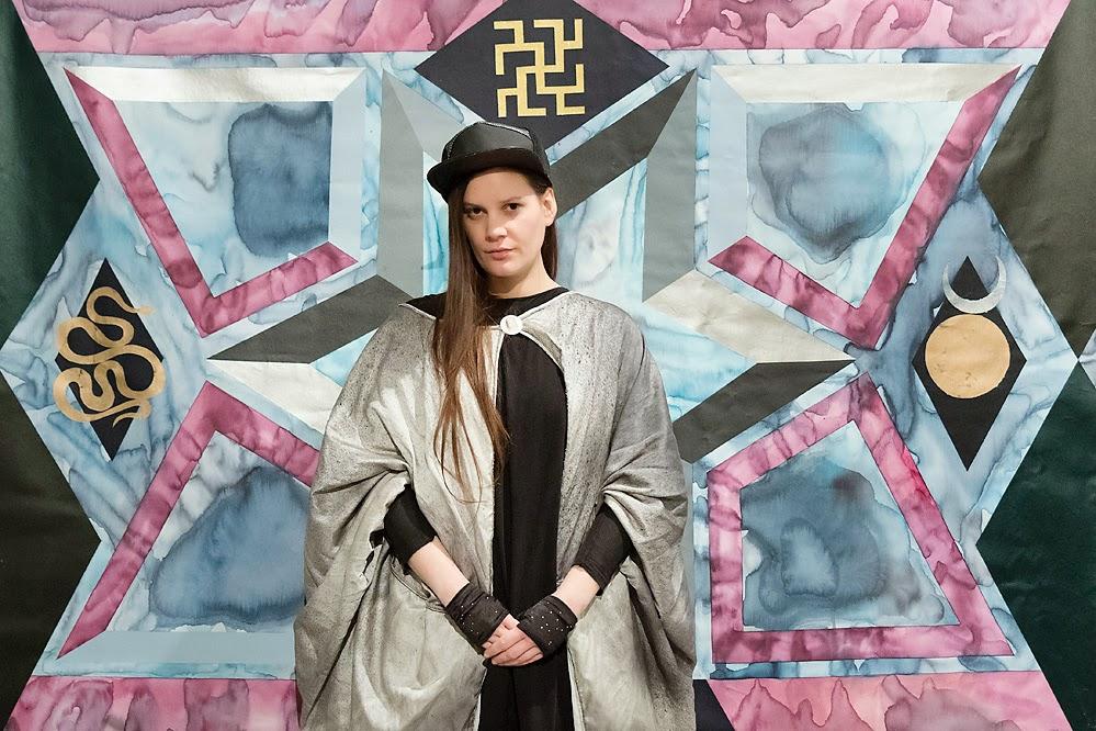 Anežka Hošková Pod skleněným zvonem komentovaná prohlídka/ Klub Art