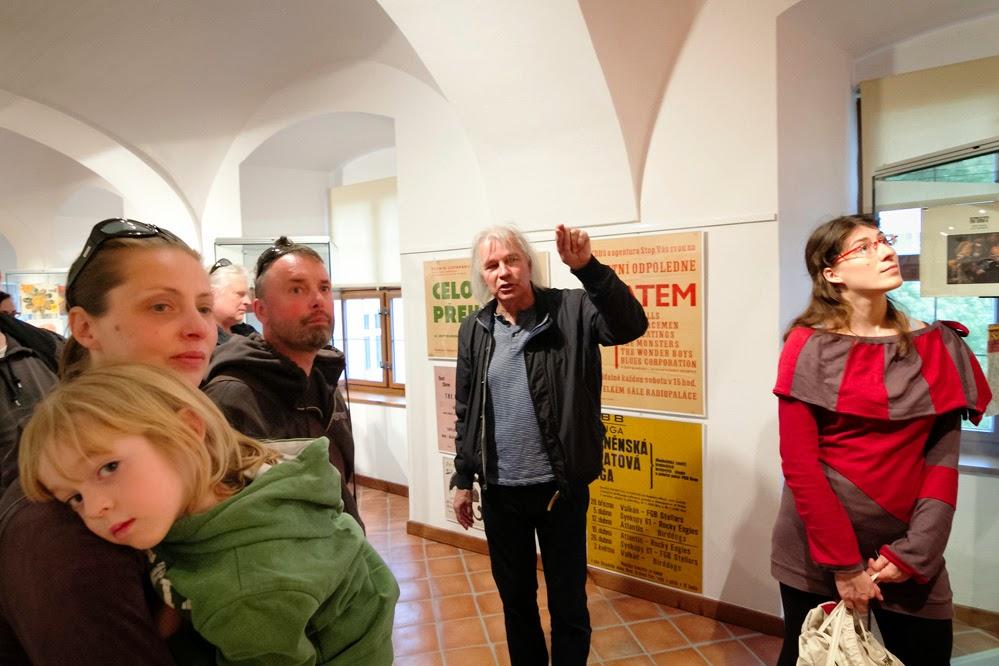 Komentovaná prohlídka výstavy Psychedelia- Dům umění