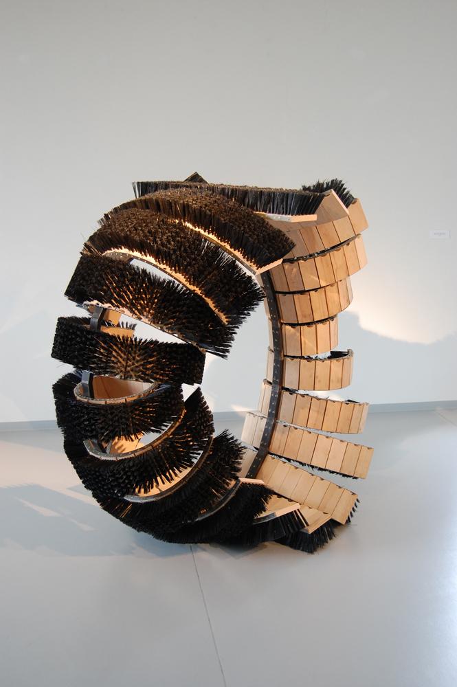 SEN VÁŠNIVÉ UKLÍZEČKY – Róbert Palúch vernisáž výstavy / Galerie