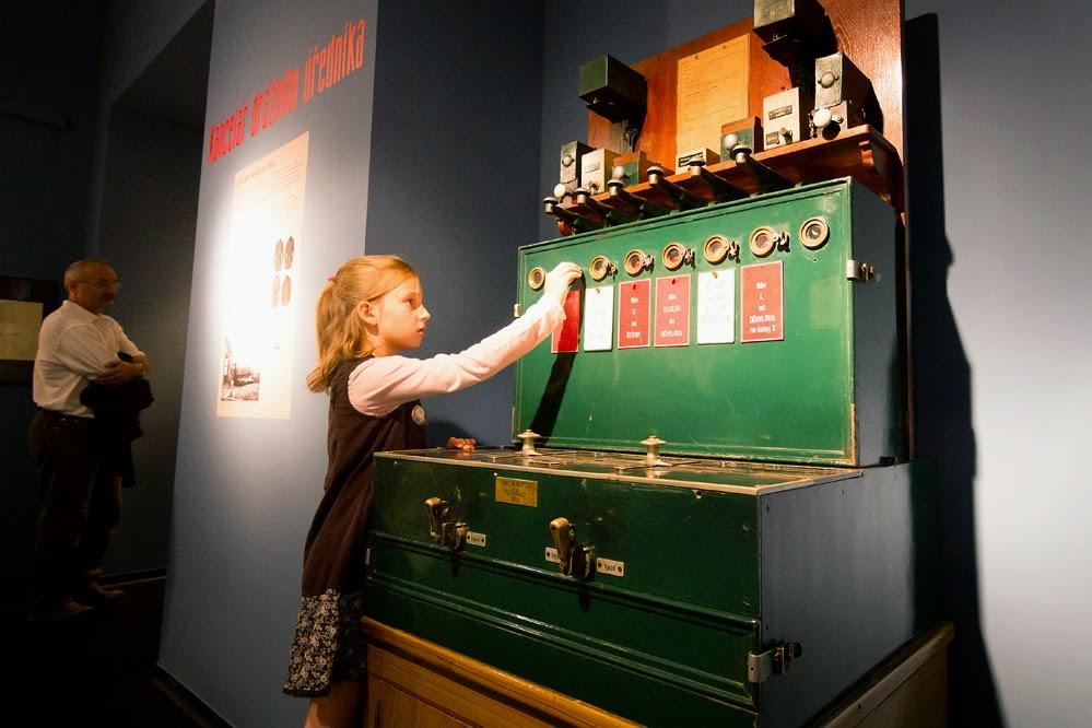 Opava železniční vernisáž výstavy- expozice Obecního domu