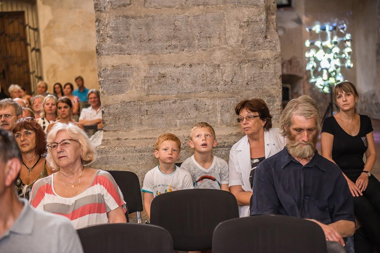vernisáž a zahájení festivalu BEZRUČOVA OPAVA / 1. 9. 2016 / Dům umění