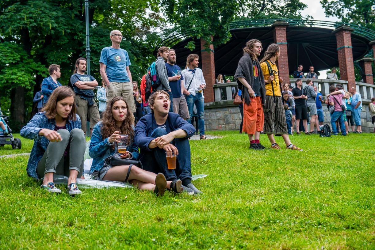 PTAČÁK / festival / 28. 5. 2016 // Klub Art