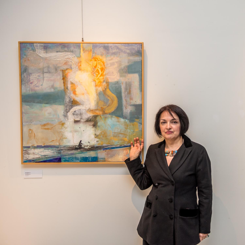 Marilena Bergamini – vernisáž