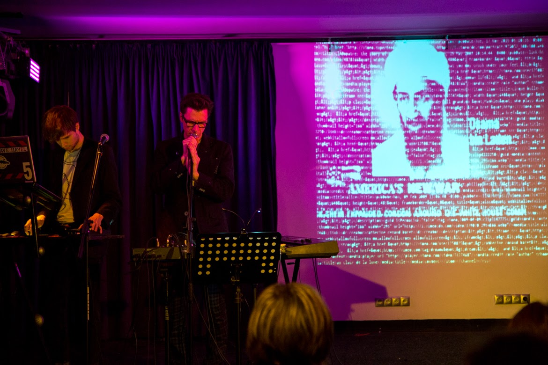 DEN POEZIE / literární večer / 23. 11. 2016 // Klub Art