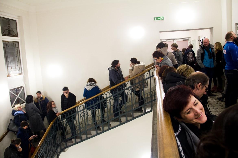 komentovaná prohlídka výstavy a přednáška / MILAN CAIS / 9. 11. 2016 // Galerie OD a Klub Art
