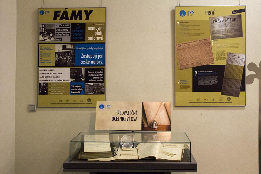 OSA – výstava/foyer kavárny obecního domu – přednáška/klub art