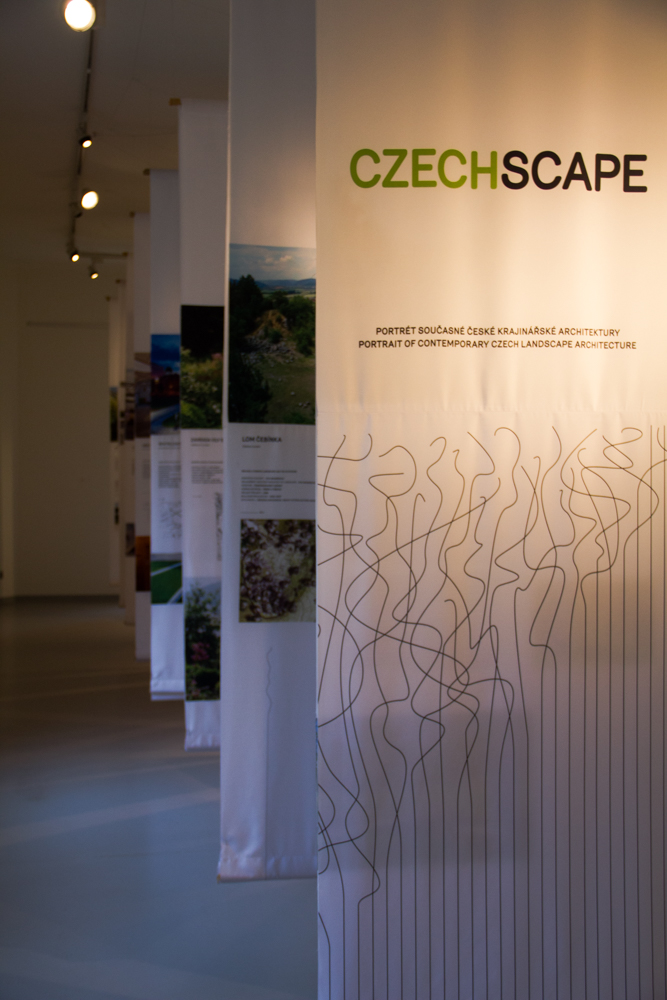 CZECHSCAPE / vernisáž / Galerie Obecního domu