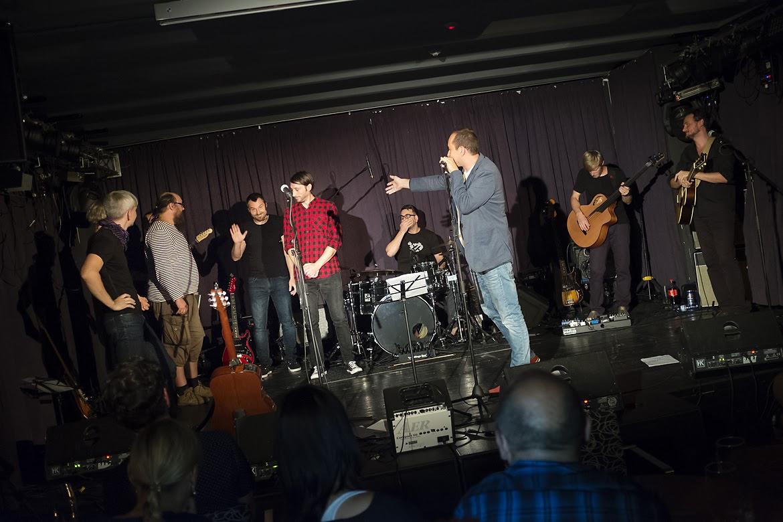 ABENDLAND / křest, koncert / 1. 10. 2016 // Klub Art