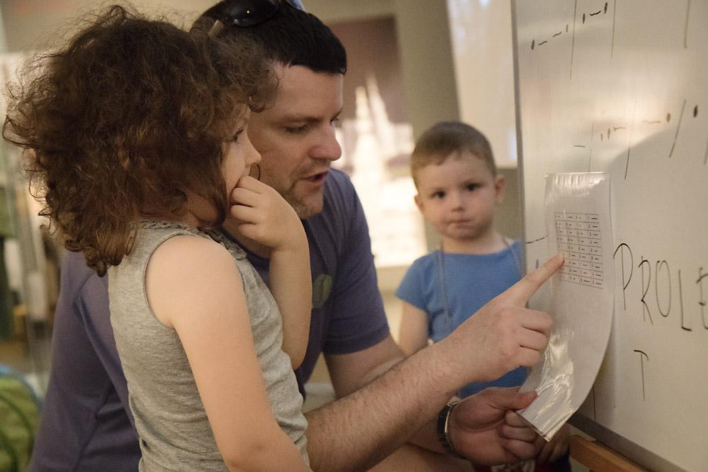 Den dětí / expozice Cesta města, Obecní dům