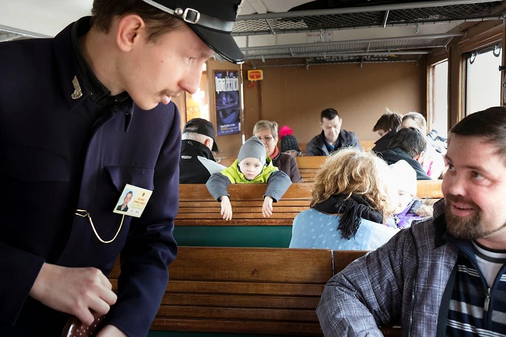 Historickým vlakem  na výstavu OPAVA ŽELEZNIČNÍ II