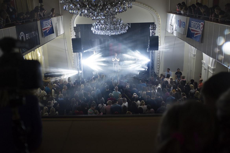 MANDRAGE / koncert / 3. 12. 2016 // Klub Art
