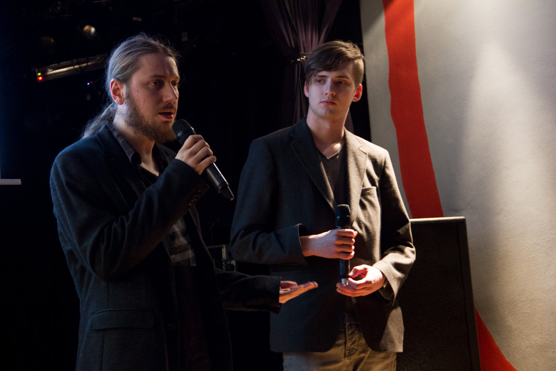 JEDEN SVĚT V OPAVĚ 2017 / projekce, debaty / 30. 3. 2017 // Klub Art