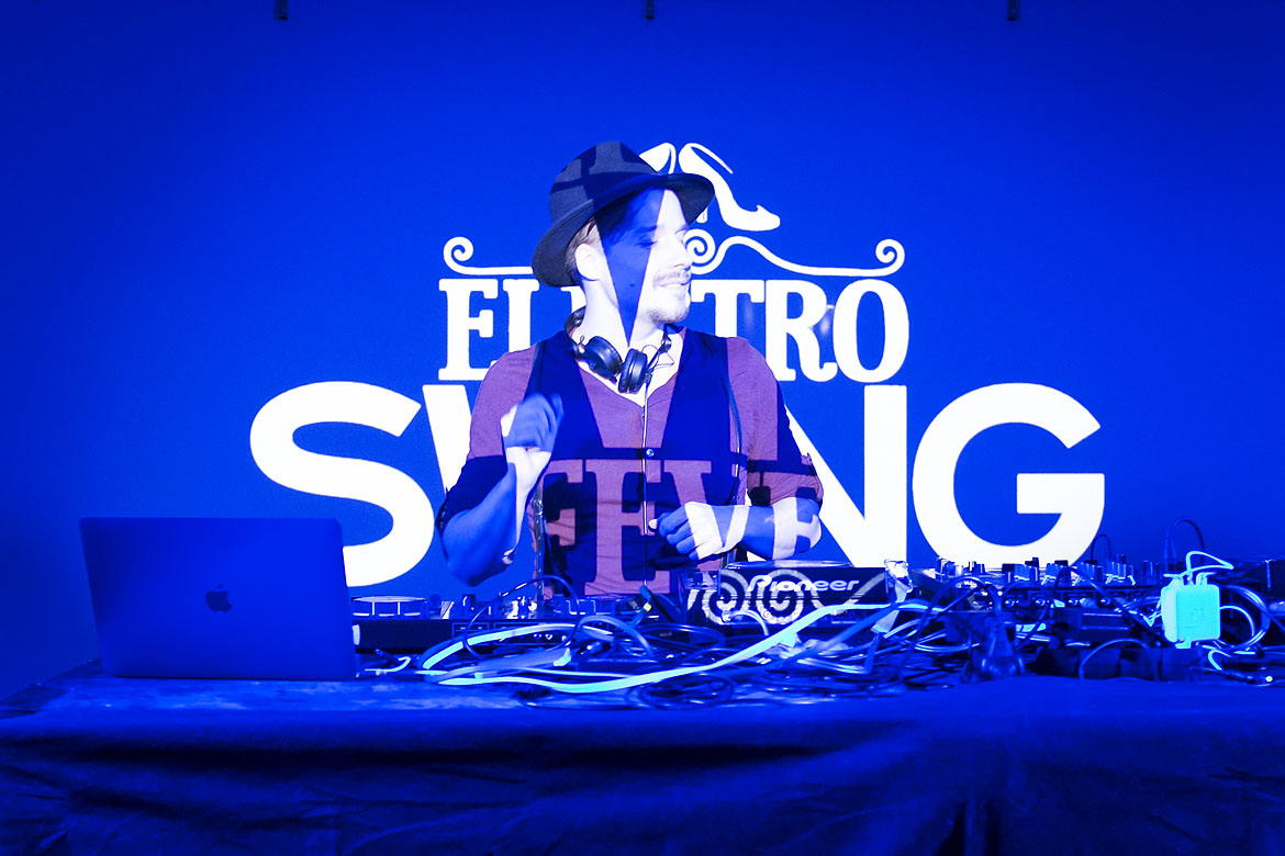 ELECTRO SWING FEVER / párty / 3. 3. 2017 // Klub Art