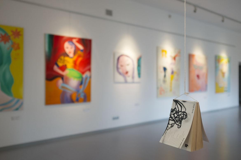 VOJNA IN THE KITTCHEN / výstava / 6. 4. – 30. 4. 2017 // Galerie Obecního domu