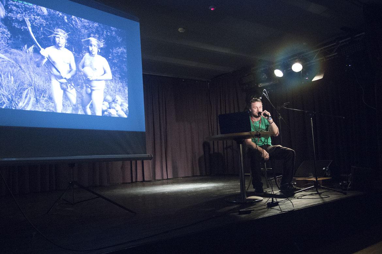 HONZA HOMOLA (Wohnout) / písničky a cestování / 4. 4. 2017 // Klub Art