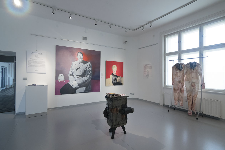 výstava SLEZSKÉ ANGAŽMÁ / 6. 9. – 26. 11. 2017 // Galerie OD