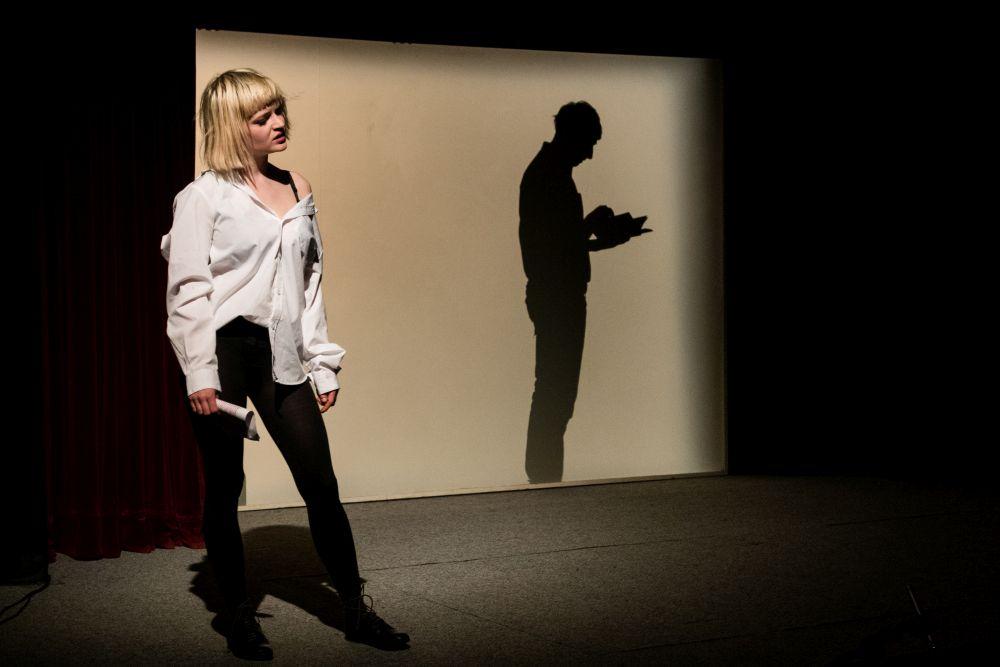 pocta divadlu poezie Fonograf / JAM SESSION S BEATNIKY / 3. 3. 2018 / Loutkové divadlo Opava