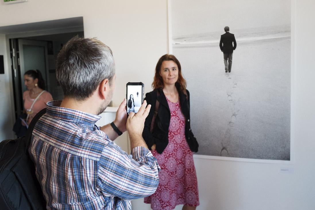 vernisáž TOMKI NĚMEC – VÁCLAV HAVEL / 11. 9. 2019 // Galerie Obecního domu
