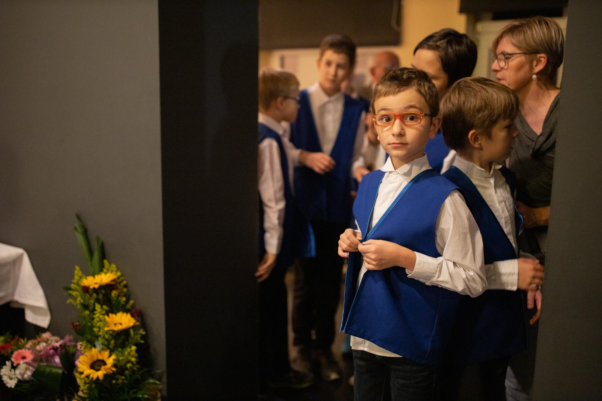 vernisáž PŘÍBĚH KATEŘINEK / 25. 11. 2019 // expozice Cesta města
