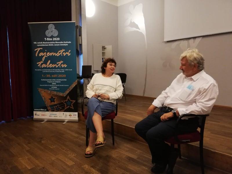 Mezinárodní filmový festival T-film 2020 / 1. – 24. 9. 2020 // Opava, Ostrava